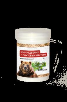 Жир медвежий