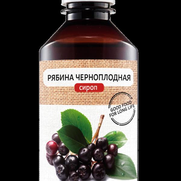 сироп-черноплодная-рябина